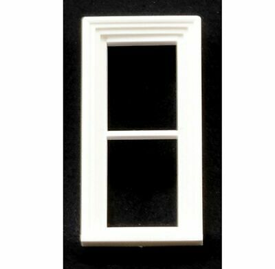 "1:12 Scale Dollhouse Miniature House 2 1//16/"" Octagon Window Kit #111 /& Grid"