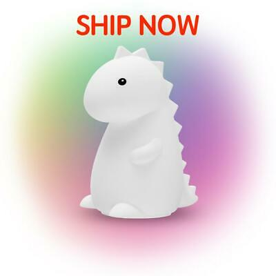 Tommy dinosaur Tik Tok Famous Led Color Changing Night Light