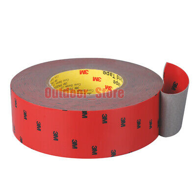 (5mm~50mm)New 3M High Temperature 5108 Super Sticky Double Sided Adhesive Tape