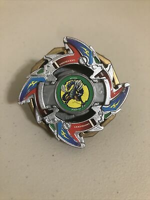 Silver Chrome Dragoon S Beyblade Takara Tomy V Force With Ripcord And Launcher
