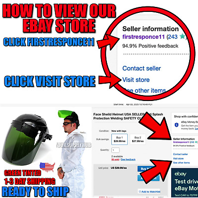 Grinding Face Shield Tinted Safety Face-Shield for Nurses Doctors Welding 2020