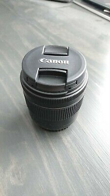 NEW Canon EF-S 18-55mm f/4-5.6 IS STM Lens