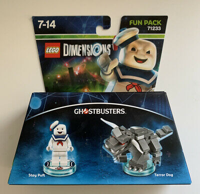 TERROR DOG ONLY from Dimensions Fun Pack NEW Parts Ghostbusters LEGO 71233