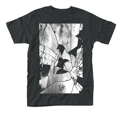 Korn Shattered Glass New Official Licensed T Shirt *FREE P+P UK Mainland!