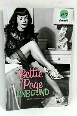 Bettie Page 1E Photo Variant VF 2020 Stock Image