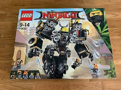 Cole's Donner-Mech Cooles NEU in der OVP LEGO Ninjago Movie 70632
