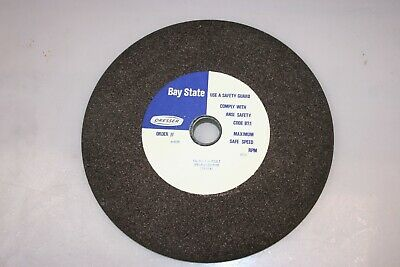 """12"""" x 3/4"""" x 1 1/4"""" Surface Grinding Wheel Bay State 444220 8A361L6BX2L7  SP530"""