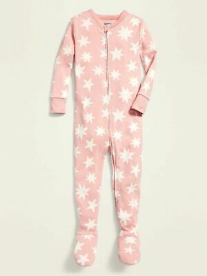 NWT GIRLS OLD NAVY PAJAMAS PJS SIZE 4T 5T call me a dreamer stars 2 piece set