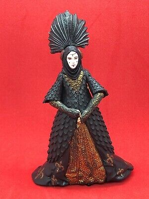 STAR WARS POTJ TPM QUEEN AMIDALA THEED INVASION LOOSE COMPLETE