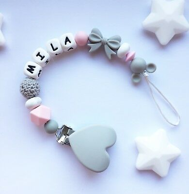 Personalised Dummy clips