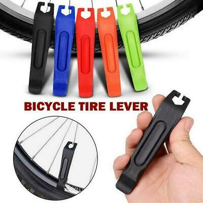 Mountain Bicycle Cycling Tire Tyre Lever Bikes Repair Plastic Opener Q9B8