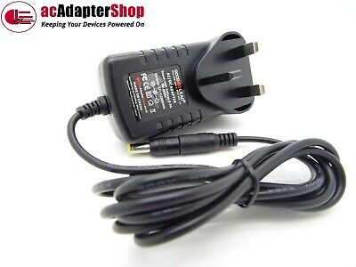 Replacement Power Supply for 12v DC Yamaha MU50 Tone Generator Lead 1A EU