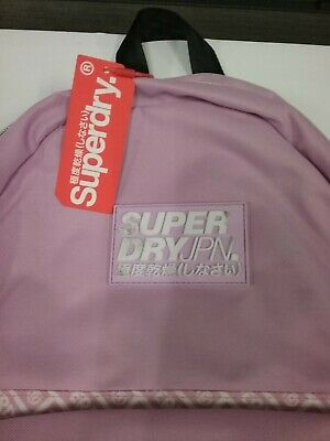 SUPERDRYJPN Backpack Girls New With tags