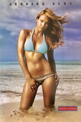 JESSICA ALBA Hollywood Celebrity Posters TV Movie Poster 24 in by 36 in 1