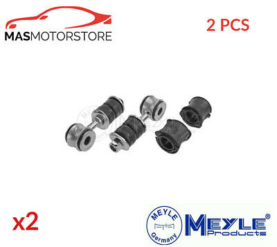 Germany Anti Roll Bar Bushes Rear Axle Left /& Right No 100 511 0013 2x Meyle