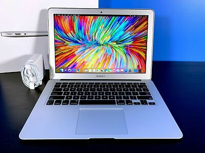 Apple MacBook Air 13 Laptop / 2.7GHZ Core i5 / 128GB SSD / OSX-2019 / WARRANTY