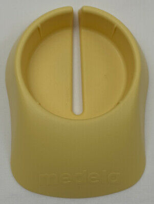 Genuine Medela Breast Pump Bottle Stand Base Holder No Tipping