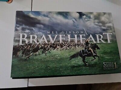 Braveheart - Coffret  Collector Limité Combo Blu-Ray + DVD + Goodies