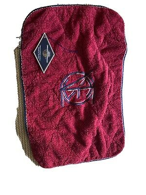 Authentic Orient Express - Europe Travel Bath Mat And Bag Tag, Collectors Item