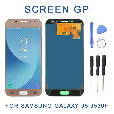 For Samsung Galaxy J5 J530F 2017 Replacement Touch Screen+LCD Display New
