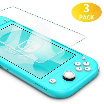 BANNIO Tempered Glass for Nintendo Switch Lite, (2 pieces)