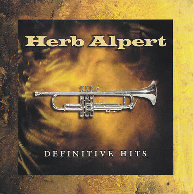 """Definitive Hits"" - Herb Alpert - 20 Songs (Cd-2001-A&M) Like New Condition!"