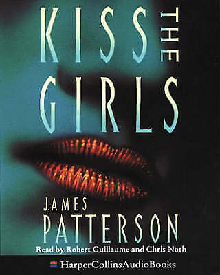 Audiobook Kiss The Girls James Patterson 1995 3 hours approx Double Cassette