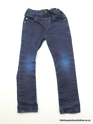 4-5 years boys M&Co blue jeans straight denim trousers stylish