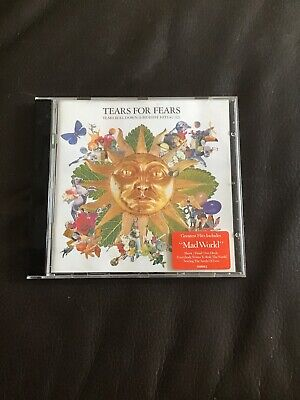 Tears for Fears - Tears Roll Down (Greatest Hits 82-92) - CD 💿 Album