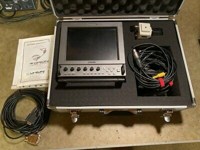 ORION STARSHOOT DEEP SPACE VIDEO CAMERA II with SONY MONITOR