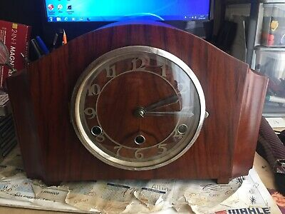 westminster chime  Mantle clock.