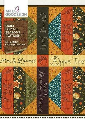 Quilt for all Seasons Summer Anita Goodesign Embroidery Design CD NEW
