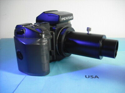 Pentax K PK camera adapter to Telescope 4 Prime Focus & Projection Photography