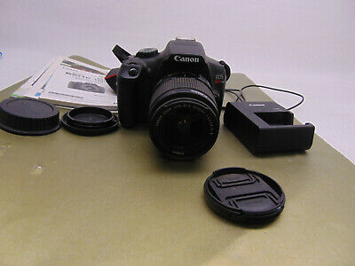 Canon EOS Rebel T6 Digital Camera Kit with 18-55 mm Lens   #215