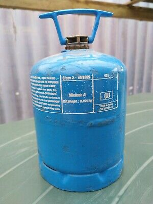 EMPTY 904 CAMPING GAZ GAS BOTTLE CAMPERVAN CARAVAN CAMPING BOATING VW T5