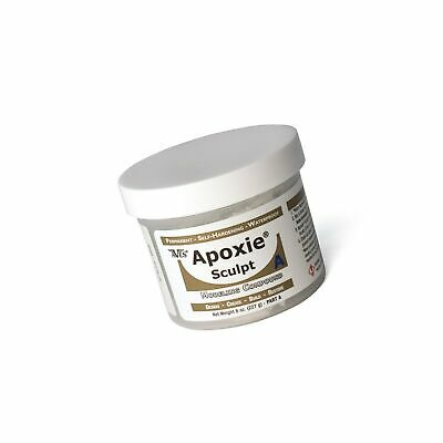 Aves Apoxie Sculpt Natural 2-Part Self-Hardening Modelling Compound 0.1kg