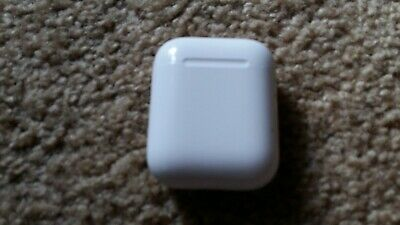 Apple AirPods 2nd Generation A2031 with Wireless Charging Case A1602