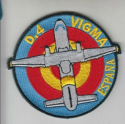 Spain Ejercito Del Aire Patch 48 Wing 802 Sqn N-235 D4 Vigma