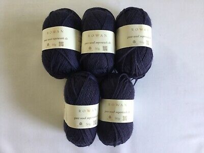 Farbe 10-50 g BLUE FACED BLEND DK SUPERWASH von Artesano 110 m Wolle ca