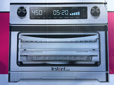 Instant Omni Plus 11-in-1 Toaster Oven Air Fryer