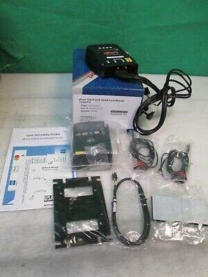 ePort By USA Technologies G10-S LTE Amplifier Kit With RFID Card Reader
