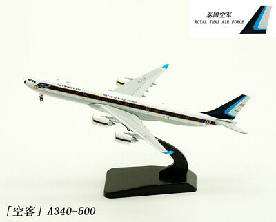 1:400 PandaModel 19029 Germany Air Force A340-300 16+2 Free Tractor Very Rare