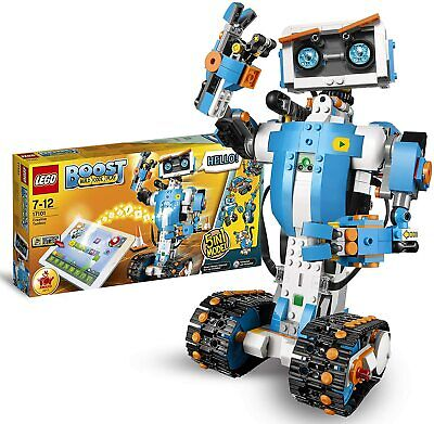 Lego Boost 17101 Creative Toolbox - Build Code and Play - 5in1 Robotics Lego Kit