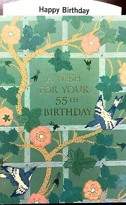 """/""""Some People Don/'t Change with Age/"""" AVANTI Funny Birthday Card BOY LIFTING SKIRT"""