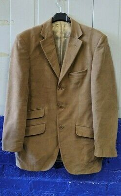 Austin Reed Men S Brown Blazer Jacket Size Small 2 99 Picclick Uk
