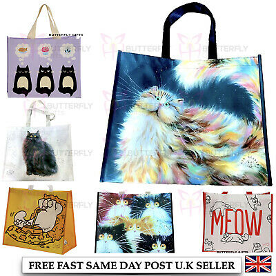 Stag Deer Folding Shopper Foldaway Shopping Bag Tote Eco Chic Reusable Beach