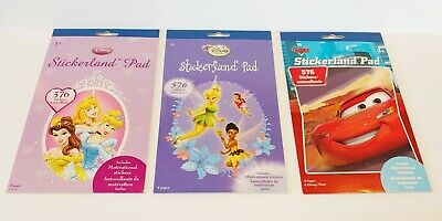 SANDYLION DISNEY FAIRIES TINKERBELL GREAT FAIRY RESCUE STICKERS MULTIPACK A10518