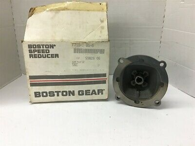Overhung Load Standard Cast Iron C-Face Speed Reducer Boston Gear // Altra Industrial Motion F710-15-B5-G Single Output 150 lb