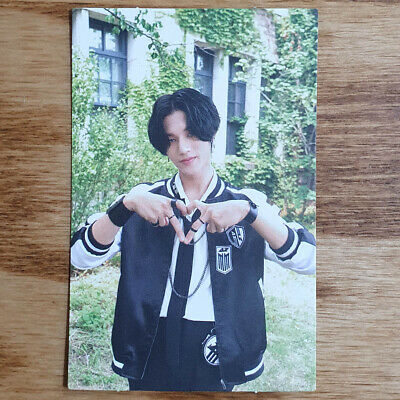 Woo Young Official Photocard Ateez 5th Mini Album