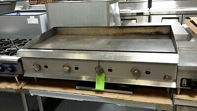"""Used 48"""" Natural Gas Griddle"""